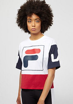 Fila Urban Line Late Cropped Top bright white