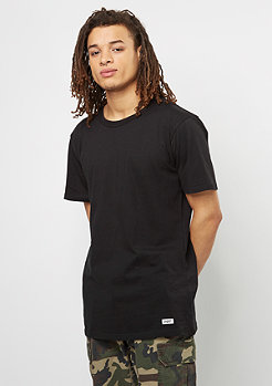 T-Shirt 3er Pack Roundneck black