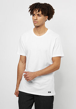 T-Shirt 3er Pack Roundneck white