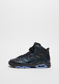 JORDAN Basketballschuh Air Jordan 6 Retro All Star Gotta Shine black/black/white