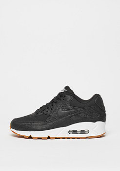 NIKE Wmns Air Max 90 Premium black/black/gum yellow