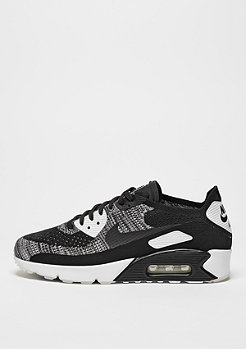 NIKE Schuh Air Max 90 Ultra 2.0 Flyknit black/black/white