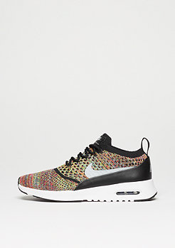 NIKE Air Max Thea Flyknit bright crimson/wolf grey/black