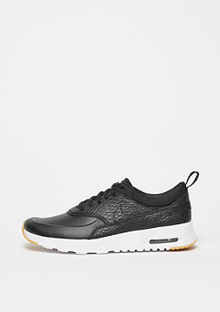 NIKE Air Max Thea Premium black/black/gum yellow