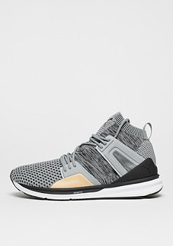Puma Schuh B.O.G. Limitless Hi EvoKnit quarry/black/white