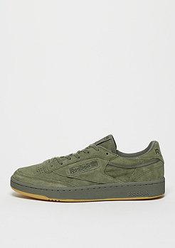 Reebok Schuh Club C 85 TG hunter green/popular green/gum