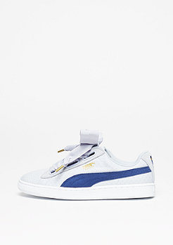Puma Schuh Basket Heart Twilight Blue