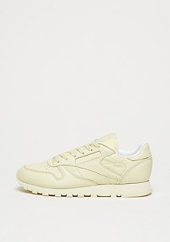 Schuh Classic Leather Pastels washed yellow/white