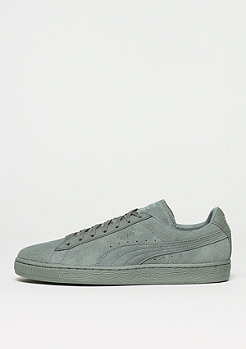 Schuh Suede Classic Tonal agave green