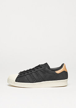 adidas Schuh Superstar 80s core black/core black/off white