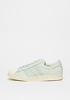 adidas Schuh Superstar 80s linen green/linen green/off white