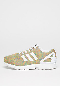 adidas Laufschuh ZX FLUX ftwwht/ftwwht/ftwwht/