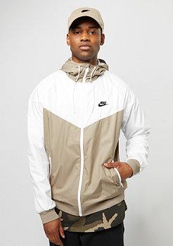 Windrunner khaki/white/white