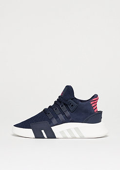 adidas EQT Bask Kids collegiate navy/collegiate navy/real coral