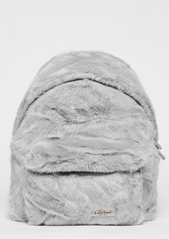 Eastpak Padded Pak'r grey fur