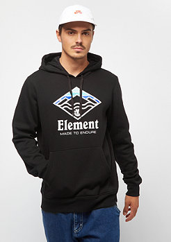 Element Layer Hood flint black