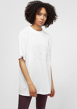 IVY PARK Embossed Oversized Logo white