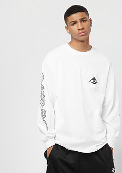 Emerica Toy Long Sleeve Pocket white