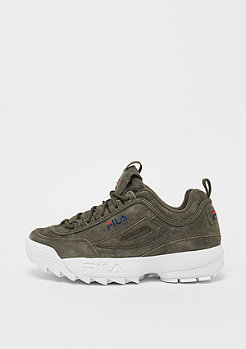 Fila Heritage Disruptor S Low WMN olive night