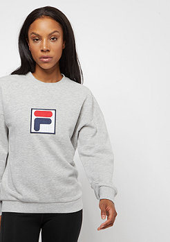 Fila FILA Urban Line Erika Sweat Crew 2.0 Light Grey Mel Bros
