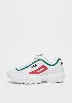 Fila FILA x Snipes Disruptor Low white/fila green/fila red