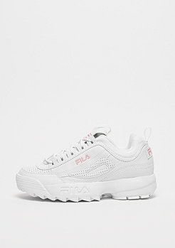 Fila FILA x Snipes Disruptor Low white/white/rose quartz