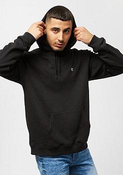 Brixton B-Shield Intl Hood Fleece black