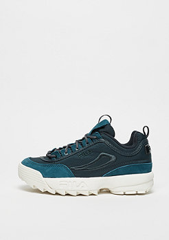 Fila Heritage Disruptor Satin Wmn Atlantic Deep