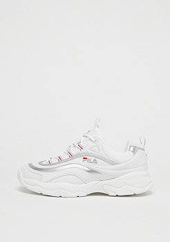 Fila Heritage Ray Low WMN White / Silver