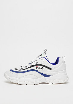 Fila Heritage Ray Low White/Electric Blue/Black