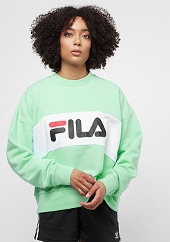 Fila Urban Line Sweat Crew Leah lichen-bright white
