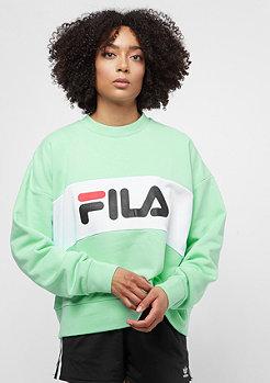 Fila Urban Line Sweat Crew Leah lichen-bright white