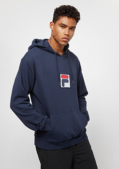 Fila Urban Line Hooded Sweat Shawn Light Black iris