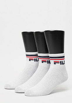 Fila Performance 3-Pair white
