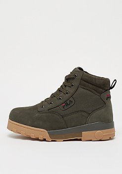 Fila FILA Men Heritage Grunge mid olive night