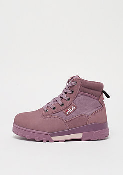Fila Heritage Grunge WMN Mid grape shake