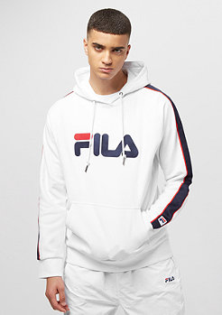 Fila Fila for SNIPES Unisex Hoodie white