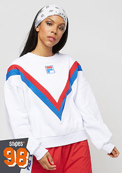 Fila Fila x Snipes white