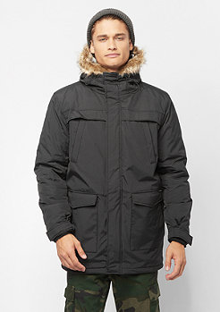 Flatbush Nylon Parka black