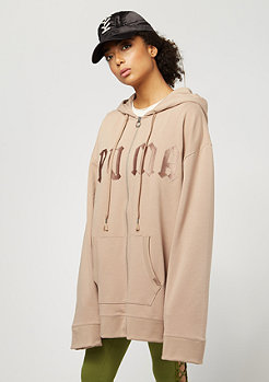 Fenty by Rihanna Fleece Hoody Harness pink tint