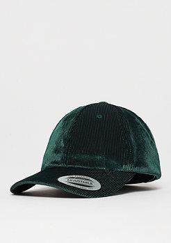 Flexfit Corduroy Satin Dad Cap green