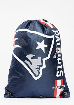 Turnbeutel Cropped Logo NFL New England Patriots navy