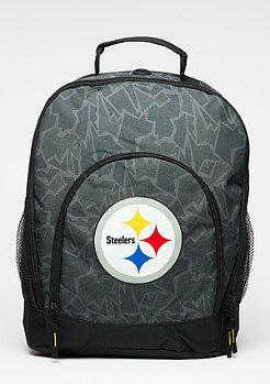 Rucksack Camouflage NFL Pittsburgh Steelers black