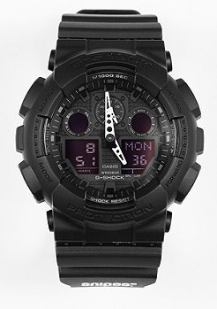 G-Shock Uhr GA-100SNPS-1A1ER x Snipes