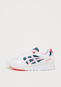 Asics Tiger Gelsaga white/flash coral