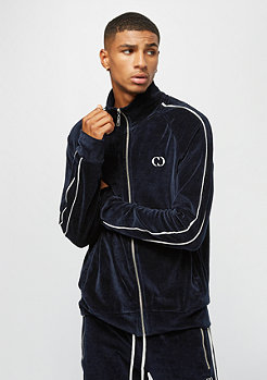 Criminal Damage CD Track Top Rep navy/offwhite