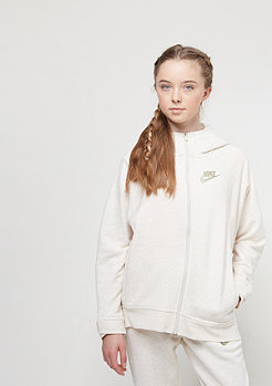 NIKE NSW Modern Hoodie light bone/heather