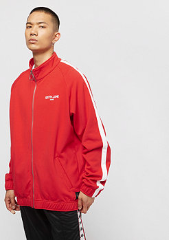 Sixth June Jacket With Band red/white