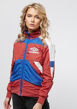 Umbro Umbro wmn Lightweight Jacket red/white/navy