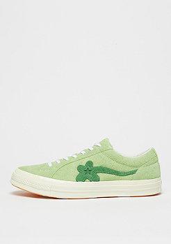 Converse Golf Le Fleur OX jade lime/mint green